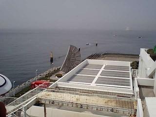 海ほたるPA:巨大モニュメント(掘削カッターフェイス)