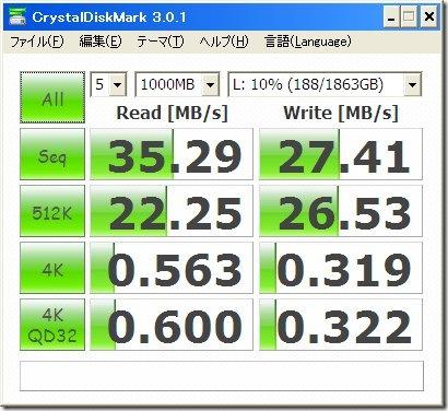 CrystalDiskMark HDC-EU2.0K