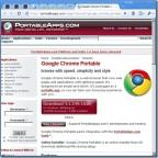 Google Chrome Portableのインストールとバージョンアップ作業のやりかた