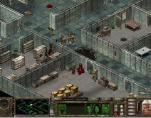 Fallout Tacticsをプレイ中